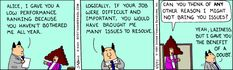 Appraisal time!