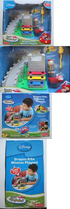 Little Einsteins 158766: New Htf Disney S Little Einsteins Dragon Kite Mission Playset W Leo Figure -> BUY IT NOW ONLY: $125 on eBay!