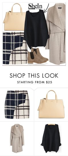 """""""Shein contest"""" by lejla-7 ❤ liked on Polyvore featuring 10 Crosby Derek Lam, Calvin Klein, Joseph, WithChic and Barneys New York"""