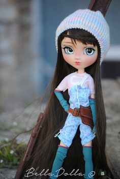 Commission for Alexandra : Ambre Pullip MIO by BellaDollaCreations