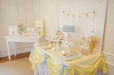 Kate Landers Events, LLC: Classic First Birthday Party: Noah's Vintage Teddy Bear Celebration