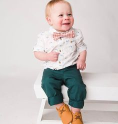 Happy fri-yay!  This cutie is wearing our caramel oxfords releasing with our spring launch mid-march. https://www.instagram.com/p/BRLjrmpDskQ/ via http://belleandthebear.com