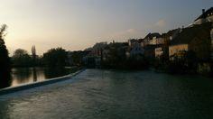 ^^ Steyr, Austria, Autumn, River, Outdoor, Outdoors, Fall, Outdoor Games, Outdoor Living