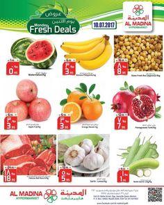 97606c488 عروض المدينة هايبر ماركت الرياض Almadina Hypermarket فقط الاثنين 10-7-2017