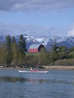 kalispell montana | ... the Flathead River, near Kalispell, Montana | Flickr - Photo Sharing