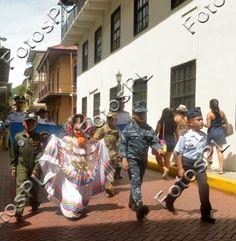 Fiestas de la Independencia en Panamá