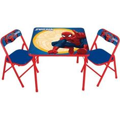 Marvel SpiderMan Erasable Activity Table Set *** You can find more details by visiting the image link.Note:It is affiliate link to Amazon.