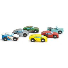 Monte Carlo Sportsvogne fra Le Toy Van
