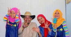 Foto kiriman Chuswatun Khasanah  Bahagia Bersama keluarga #FotoKeluargaEMCO
