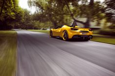 With a few tweaks, Novitec Rosso managed to extract 112 more prancing horses out of the Ferrari 488 Spider.