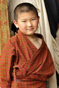 Bhutanese Boy by ohmytrip, via Flickr