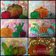 A blog about sharing elementary art lessons. With a twist of fun on the side.