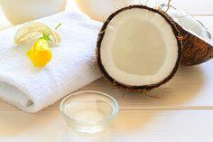 L'olio di cocco: gli usi per la pelle   Cure naturali   Bloglovin'
