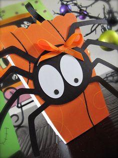 Pinaus Montorro · halloween · Halloween Spider Favor Box Artigianato  Alimentare Per Halloween 162433871cca