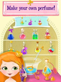 Enchanted Spa Salon - A Magical Fairy Tale Princess Makeover Adventure App