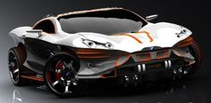 Amazing BMW X9 Concept.