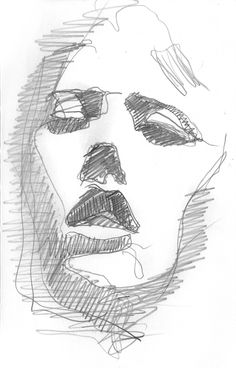 Fast Sketch 09 Lee Woodman 2013