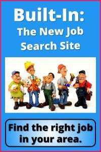 Built In The New Job Search Site A Better Resume Service Job Search New Job Resume Services