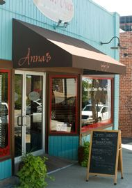 ANNAS OVEN | MENU