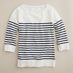 Classic Breton stripe shirt, I will always love the classic Breton Stripe