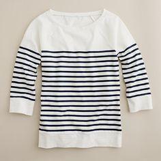 Classic Breton stripe shirt, I will always love the classic Breton Stripe