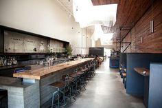 Seafood shop design san francisco Ideas for 2019 Restaurant Design, Restaurant Bar, Stone Cold Stunner, Seafood Shop, San Francisco Restaurants, Sf Restaurants, Booth Seating, San Fransisco, Tasting Room