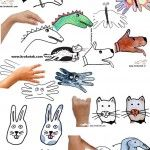 14+Ways+to+Make+Handprint+ANIMALS