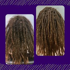 Before & After dreadlock maintenance. #caucasiandreads #caucasiandreadlocks #dreads #dreadlocks #hairllucinations #caucasiandreadlockmaintenance #georgiadreads #georgiadreadheads #atlantacaucasiandreadlocks #dreadsinsuwanee #dreadlockmaintenance #professionalcaucasiandreadlocks #dreadlocksalon
