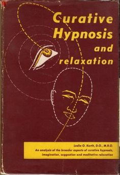 A Vintage pamphlet on curative Hypnosis - these days you can train with us the Florida Institute of Hypnotherapy ~ a State-Licensed & ACHE Approved School ~ Call Us (800) 471-2315