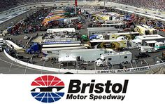 the short track Bristol Motor Speedway, Southern Pride, Nascar Racing, Photo Wall, Engineering, Track, Sports, Hs Sports, Photograph