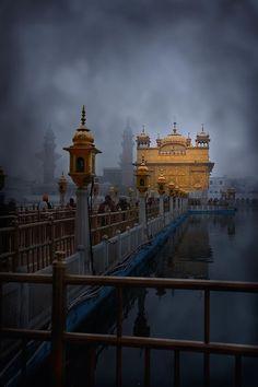 Golden Temple by Amardeep Singh - Photo 72595973 / Guru Granth Sahib Quotes, Shri Guru Granth Sahib, Guru Nanak Ji, Nanak Dev Ji, Temple India, Indian Temple, Golden Temple Wallpaper, Baba Deep Singh Ji, Guru Nanak Wallpaper