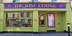 front shot of the Wine Centre Kilkeny