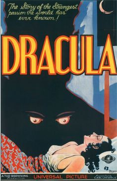 Dracula is a 1931 American pre-Code vampire-horror film directed by Tod Browning and starring Bela Lugosi as Count Dracula. The film was produced by Universal and is based on the 1924 stage play Dracula by Hamilton Deane and John L. Balderston, which in turn is loosely based on the novel Dracula by Bram Stoker.