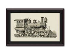 High Speed Locomotive Counted Cross Stitch Pattern / Chart,  Instant Digital Download   (AP368) Counted Cross Stitch Patterns, Cross Stitch Designs, Dmc Floss, Digital Pattern, 2 Colours, Locomotive, Symbols, Black And White, High Speed