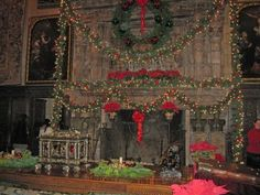 Image detail for -Express Your Creativity: Hearst Castle at Christmas