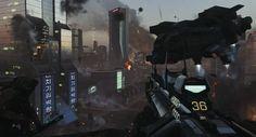 Call of Duty: Advanced Warfare #PS4 #XboxOne - Recensionen  http://www.senses.se/call-of-duty-advanced-warfare-recension/