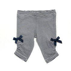 Linzi Rose Leggings Navy stripe