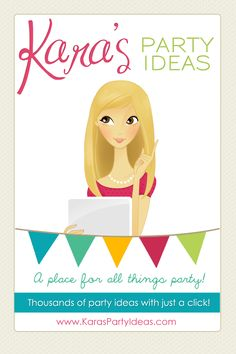 AWESOME party ideas