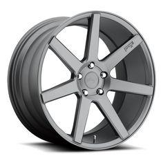 "19"" 20"" Niche Wheels M149 Verona Anthracite Rims *Free Shipping #AudioCity"