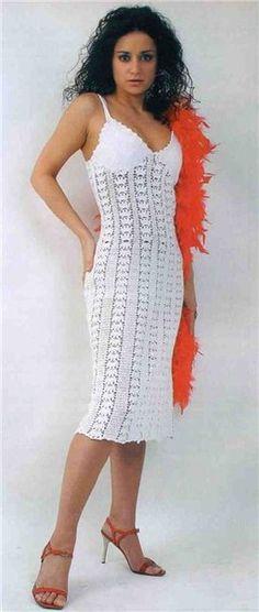 75 Best Cro Dresses 1 Images On Pinterest Crochet Clothes