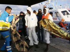 Immigrati, 8.480 nuovi arrivi Spari contro i soccorritori italiani - Yahoo Notizie Italia