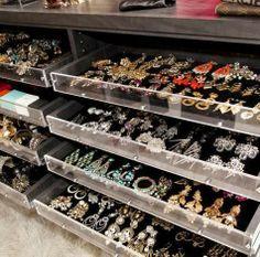 Decor Chic: Organizando Bijoux