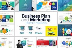 Business Plan & Marketing Powerpoint