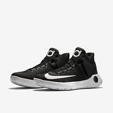 Nike Nike KD Trey 5 IV 4 Black White Dark Grey Mens Basketball Shoes 519260aa5bd92
