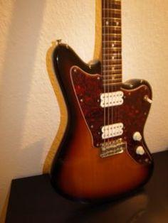 Squier by Fender Jagmaster(Jazzmaster/Jaguar) Vista Series JAPAN in Schleswig-Holstein - Itzehoe | Musikinstrumente und Zubehör gebraucht kaufen | eBay Kleinanzeigen