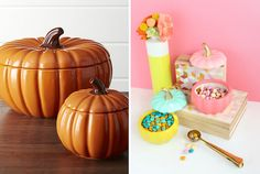 DIY that chic modern aesthetic just in time for Halloween.