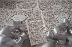 agnieszkapasjonata: Zaproszenia ślubne Agaricus