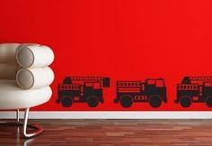 Firetruck Room!