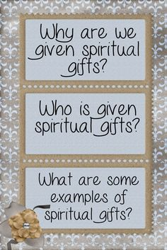 37 best spiritual gifts images on pinterest spiritual gifts bible lds handouts building the kingdom how does heavenly father want me to use my negle Choice Image