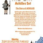 Unique and engaging way to teach the roots!  Kick of your study instantly with this free Achilles set!  Roots are now in common core K-8!!  You will be AMAZED at what root instruction will do for you students!